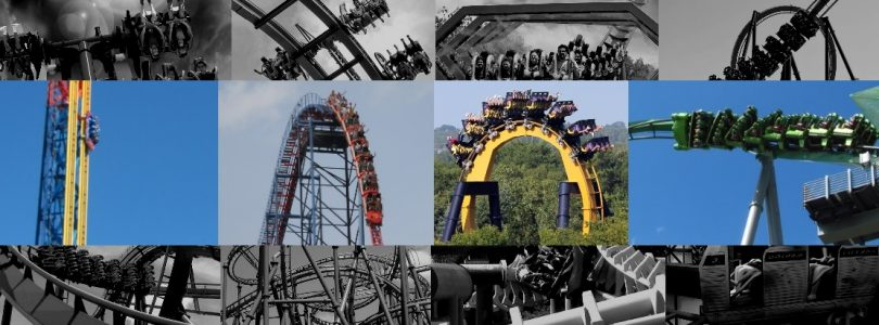 Comic Book Roller Coasters – Round 4