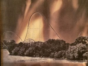 Millennium Force - Chromoskedasic Print
