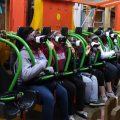 Drop of Doom VR - Six Flags Great Adventure Review