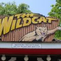 Hersheypark - Wildcat - Roller Coaster Entrance