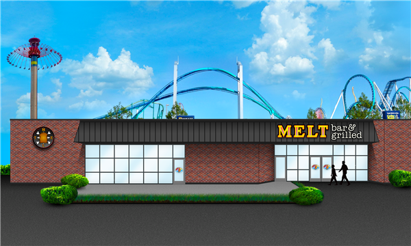 Melt Bar Grilled - Cedar Point - Restaurant