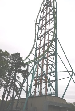 Zumanjaro - Drop of Doom VR - Six Flags Great Adventure Review