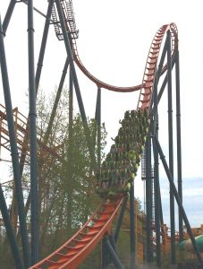 Rougarou - Cedar Point - Larger Guests