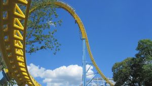 Skyrush at Hersheypark - Most Intense Roller Coasters