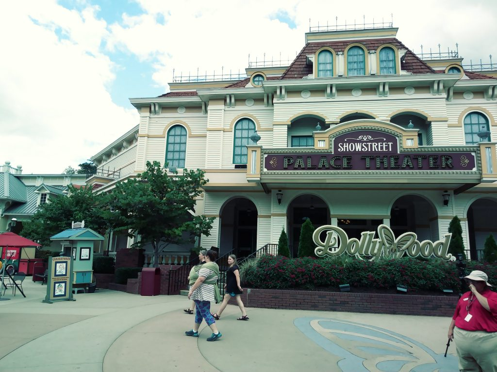 Dollywood Trip Report - Palace Theater