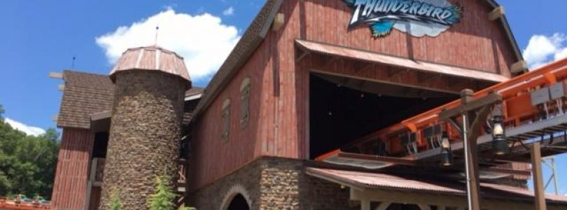 Thunderbird Review - Station - Holiday World