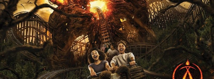 Alton Towers Announces Wicker Man Wooden Coaster