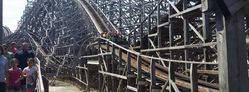 Review: Viper at Six Flags Great America