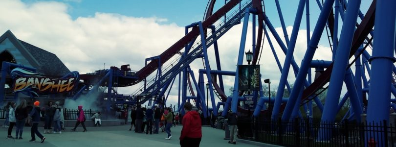 Review: Banshee at Kings Island