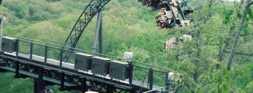 Review: Time Traveler at Silver Dollar City