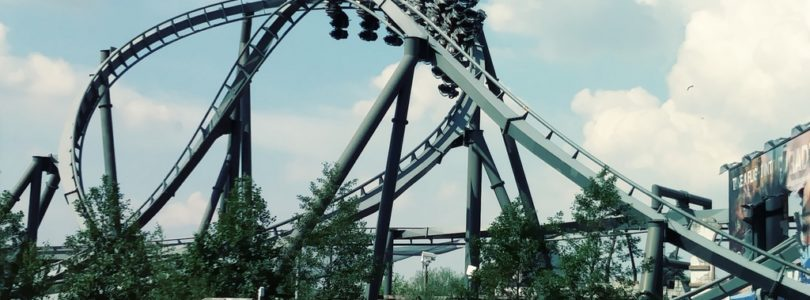 Review: The Swarm at Thorpe Park