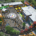 Project 412 Revealed: 9 Inversion S&S Coaster Coming to Kennywood in 2019