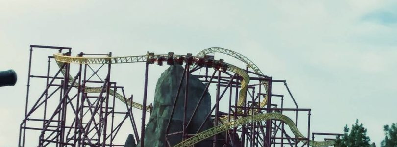 Volcano: The Blast Coaster to be removed from Kings Dominion