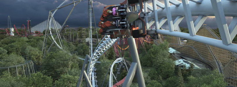 """Maxx Force"" coming to Six Flags Great America in 2019"