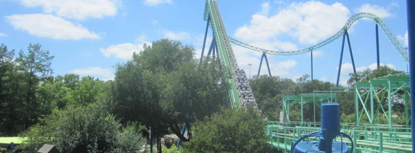 Review: Shock Wave at Six Flags Over Texas
