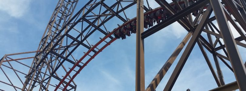 Review: Goliath at Six Flags Great America