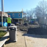 Blue Ridge Junction - Construction - Carowinds