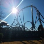 Copperhead Strike - Top Hat - Carowinds Roller Coaster