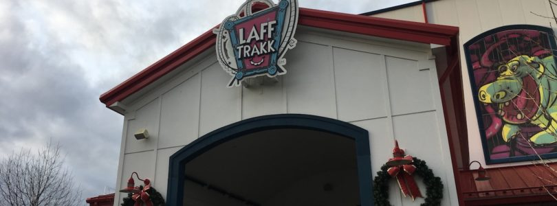 Review: Laff Trakk at Hersheypark