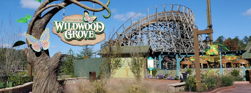 Dollywood 2019 Trip Report: Part 1 Wildwood Grove & Dragonflier